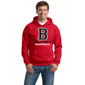 Bellefonte Girls Basketball hoodie