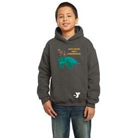 Lock Haven YMCA hoodie