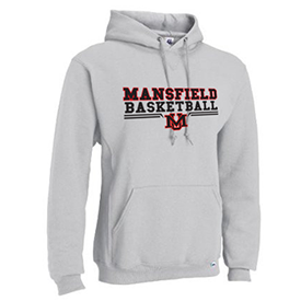 Mansfield University Women's Basketball hoodie