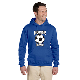 South Williamsport Soccer hoodie