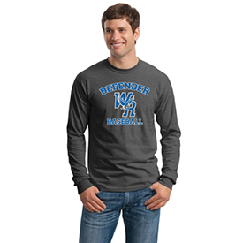 Warrior Run Baseball long sleeve
