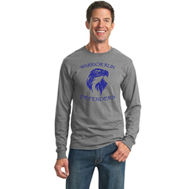 Warrior Run Wrestling long sleeve