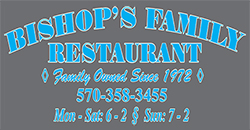 Bishop's Family Restaurant logo