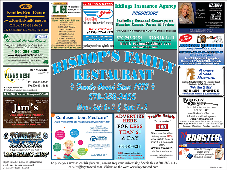 Bishop's Family Restaurant
