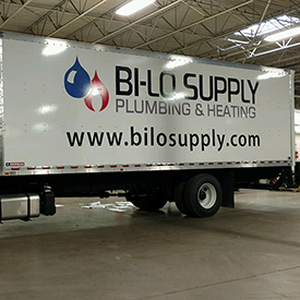 Bi-Lo Supply cargo vehicle